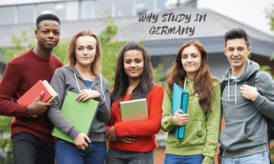 List of All Germany Scholarships Announced 2021 Fully Funded (Apply).